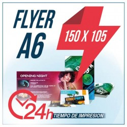 Flyers A6 150 x 105m.m