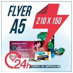 Flyers A5 210x150 mm